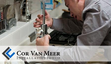 Cor van Meer loodgieter