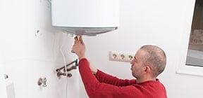 boiler installatie Dronten