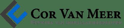 Installatiebedrijf Cor van Meer Logo