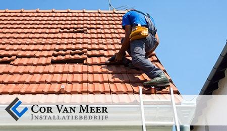 Cor van Meer dakdekker