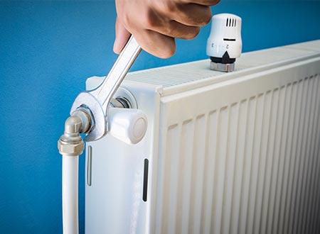 cv-installatie waterzijdig inregelen