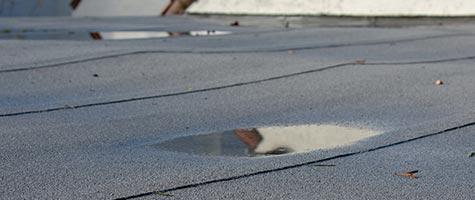 Daklekkage - Reparatie lekkage dak, oorzaken en gevolgen & kosten!
