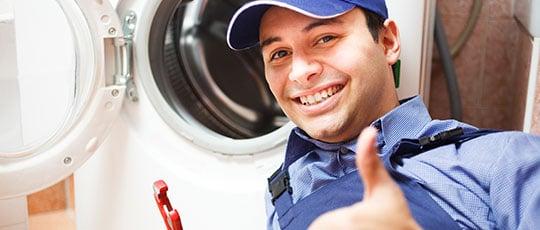wasmachine aansluiting maken