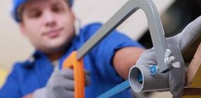 flexibele waterleiding aanleggen