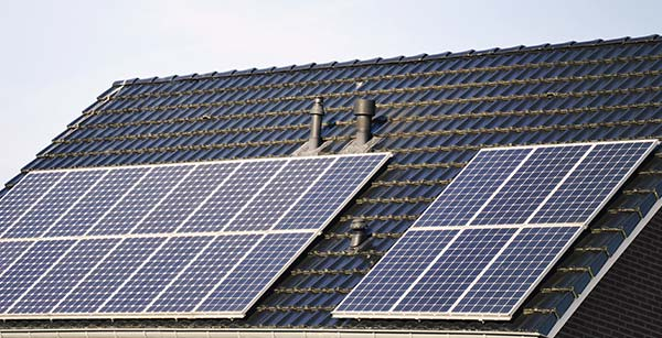 warmtepomp installeren met zonnepanelen